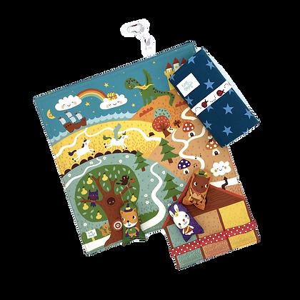 Tapis nomade pays des fées - Tiny Magic