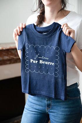 T-shirt Nantais Pur Beurre enfant