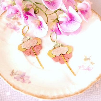 Boucles Orchidées - Chenoha Studio