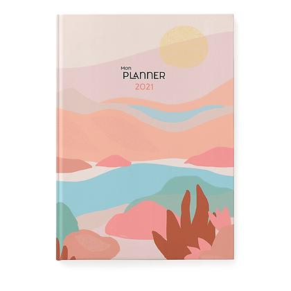 Planner 2021 Riviera - Histoire d'écrire