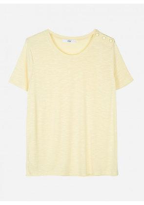 T-shirt Tipy jaune pâle - An'ge