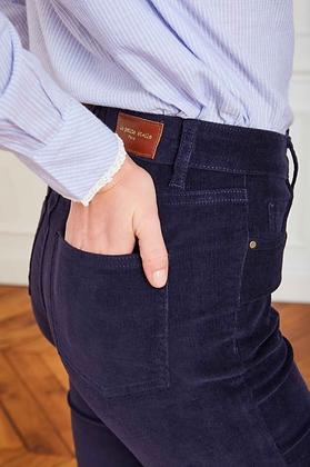 Pantalon velours Hina