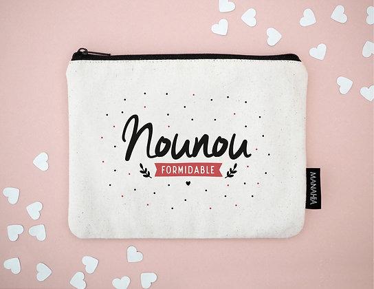 Pochette Nounou Formidable - Manahia