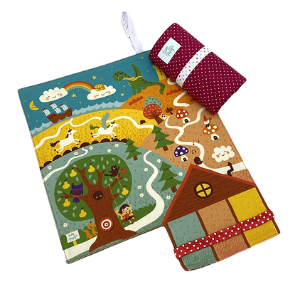 Tapis nomade pays des fées - Tiny Magic