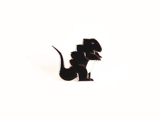 Pin's Dino - Green&Paper