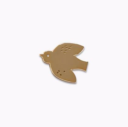 Pin's Oiseau AudreyJeanne