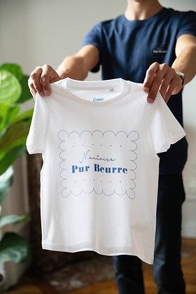 T-shirt Nantaise Pur Beurre enfant
