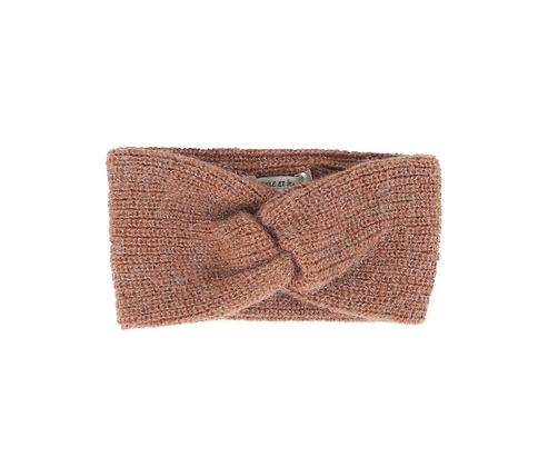 Headband Alpaga châtaigne - Emile&Ida