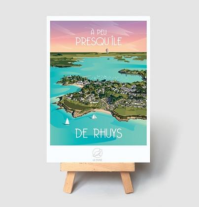 Carte Postale La Loutre - Presqu'île de Rhuys