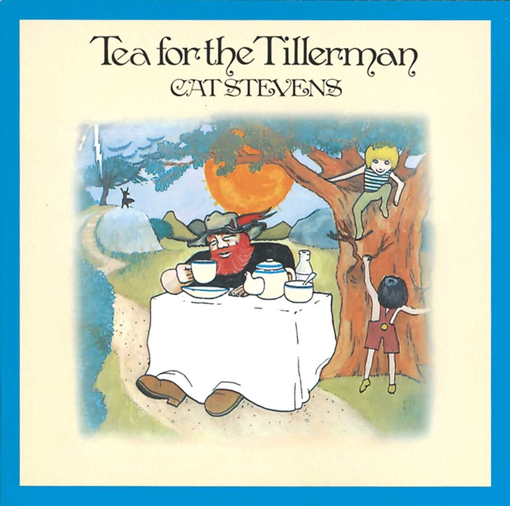 "Copertina dell'album ""Tea for the Tillerman"""