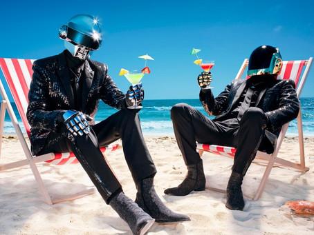 Daft Punk: robot per la vita
