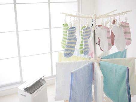 部屋干しのイヤな生乾き臭にはもう悩まない!その原因と対策とは?