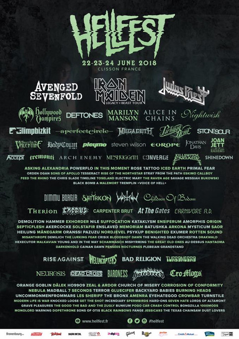 Hellfest 2018