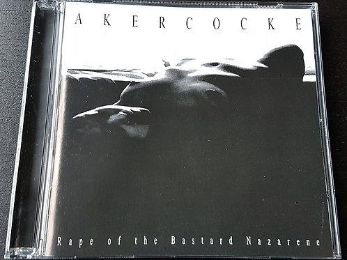 Rape Of The Bastard Nazarene - Bonus Tracks CD