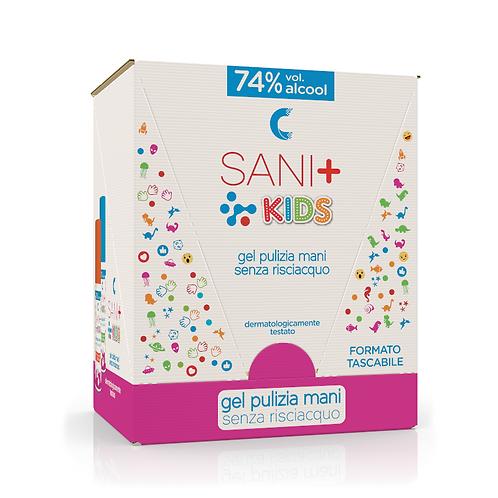 ASTUCCIO MICROONDA SANI+ KIDS 25ml - 12pz. (€ 39,90 IVA inclusa)
