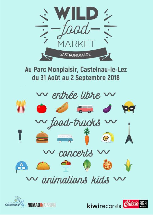 Wild Food Market