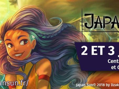 Festival Japan Sun 2018 à Fabrègues le 2 juin 2018