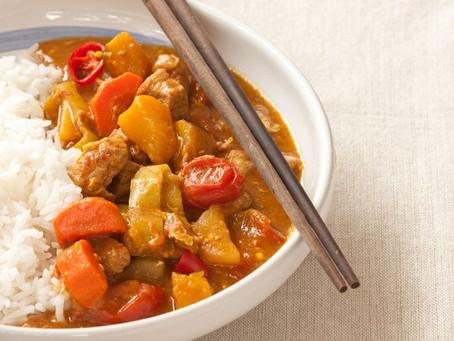 Véritable Curry Japonais