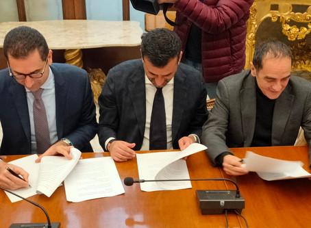 Sottoscritta convenzione per l'attivazione di uno sportello antiviolenza nell'Università di Bari