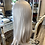 Thumbnail: Lace Front Ash/Grey Synthetic Wig
