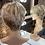 Thumbnail: Ash and Honey Golden Blonde Pixie Fibre Wig