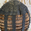 Thumbnail: Honey brown with caramel highlights fibre wig