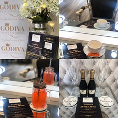 Can't wait to treat you all like Godiva
