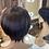 Thumbnail: Dark Brown Pixie Cut Fibre Wig