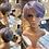 Thumbnail: Violet Pixie Cut Fibre Wig
