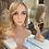 Thumbnail: Honey Blonde Ombré Bobbed Human Hair Wig