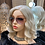 Thumbnail: Ash Blonde Kanekalon Synthetic Wig