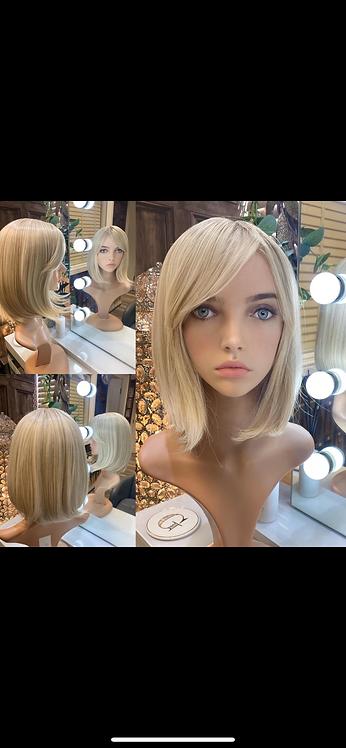 Platinum Baby Blonde Wig