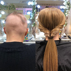 Russian hair that can be treated like yo