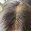 Thumbnail: Dark chocolate brown Russian human hair wig