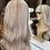 Thumbnail: Soft ash blonde - Fibre Wig