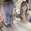 Thumbnail: Saphire/Silver Wavy Fibre Wig