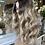 Thumbnail: Mixed caramel browns curly fibre wig