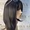 Thumbnail: Soft Chocolate Brown Fibre Wig