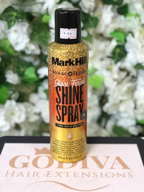 Mark Hill Gloss Finish Shine Spray