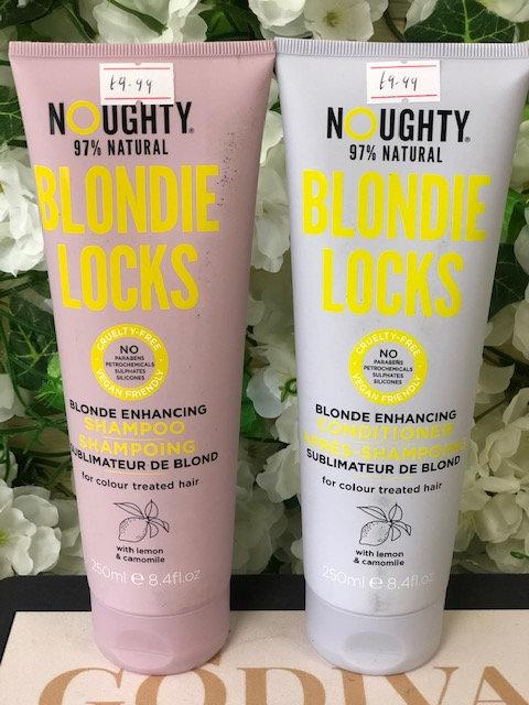 Noughty Blondie Locks Shampoo & Conditioner