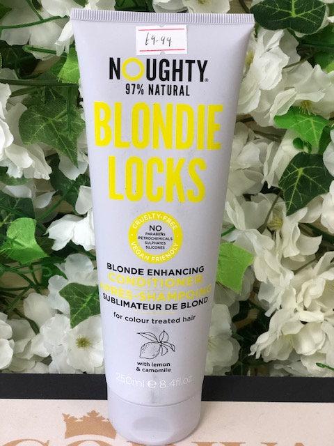 Noughty Blondie Locks Conditioner