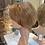 Thumbnail: Caramel Pixie Human Hair Wig
