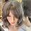 Thumbnail: Gun Metal Fibre Wig