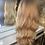 Thumbnail: Soft Honey Blonde Fibre Wig