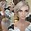 Thumbnail: Ash Blonde Swooped Pixie Fibre Wig
