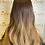 Thumbnail: Two Tone Brown Synthetic Wig