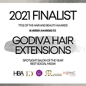 Godiva Hair Extensions  - TITLE OF THE H