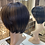 Thumbnail: Caramel brown highlights pixie cut fibre wig