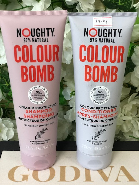 Noughty Colour Bomb Shampoo & Conditioner