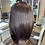 Thumbnail: Lace Front Brunette Synthetic Wig